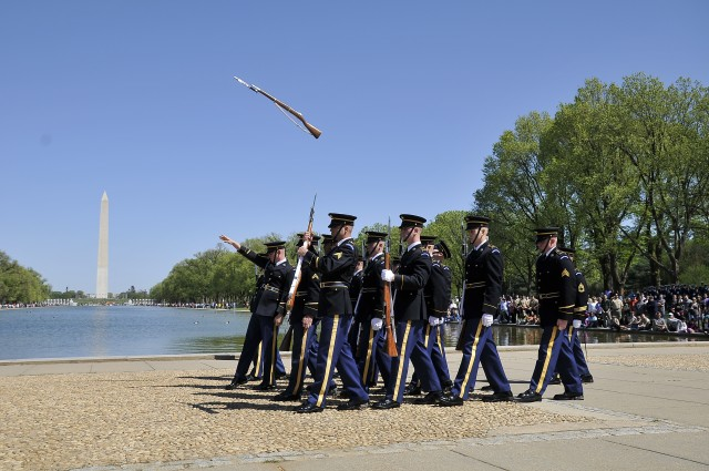 U.S. Army Drill Team