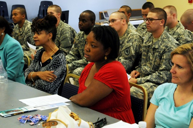 Fort Rucker attendees learn techniques to prevent sexual assault