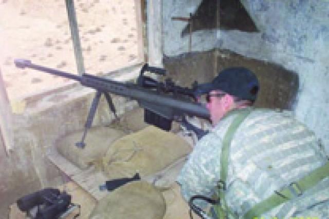 Million dollar shot earns 509th first sergeant  TV appearance