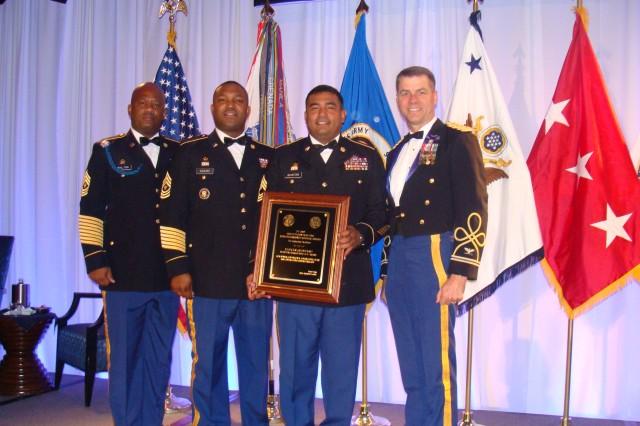 Quintero honored