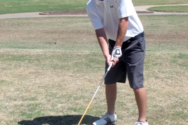 General's son achieves success on golf course