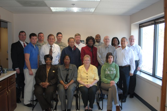 Lean Six Sigma Black Belt Graduates at APG