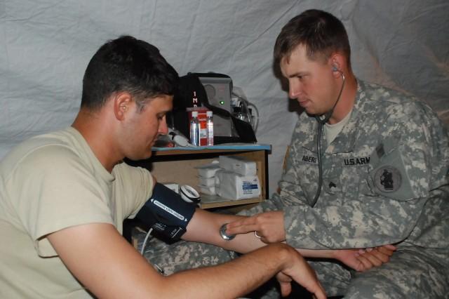 U.S. Army South sergeant turns negative into positive