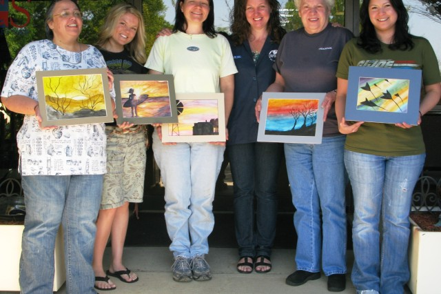 Fort Rucker Arts and Crafts offers ways to portray creative sides