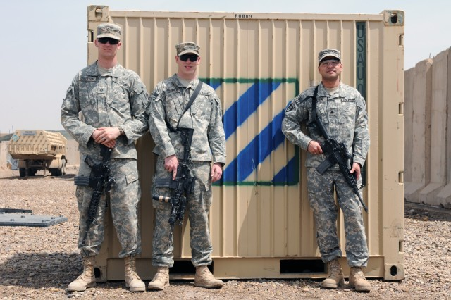 3/69 Armor Soldiers thwart attack, save lives