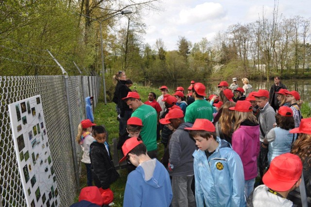 Hitting the trail