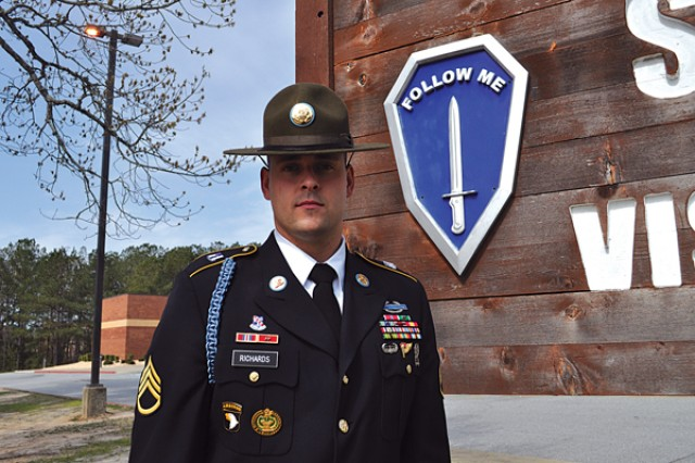Fort Benning's Drill Sergeant of the Year