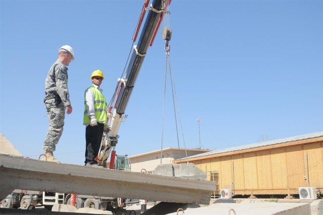 Force protection Soldiers increase base safety measures