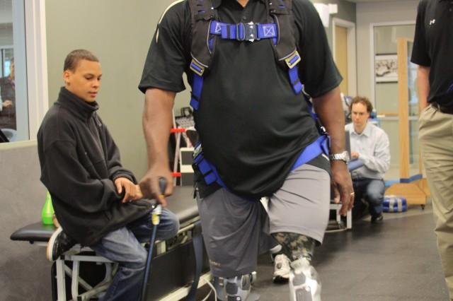 Robotic knee
