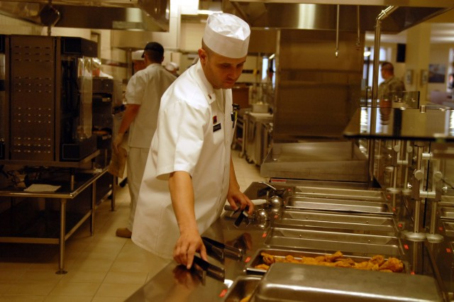 3rd Brigade Combat Team opens new dining facility