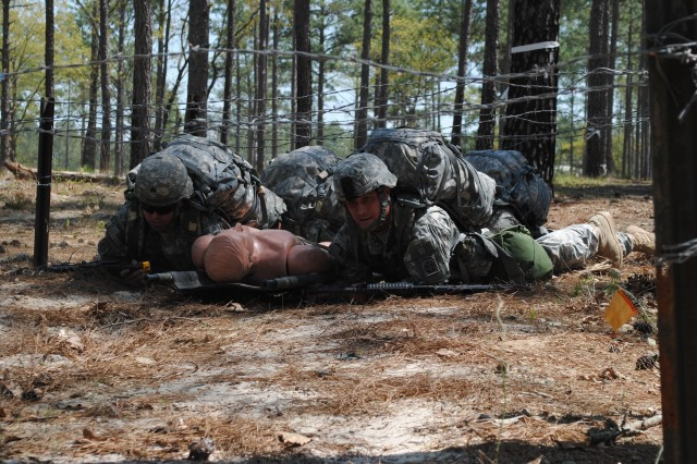 Expert Field Medical Badge awarded to Fort Bragg Soldiers