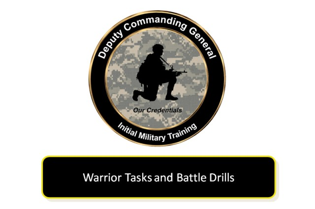 Initial Military Training is the organization that has led the way in basic combat training overhaul.