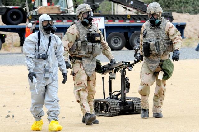 Host Nation Chemical Training