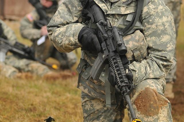 Warrior Leadership Course comes to Camp Bondsteel