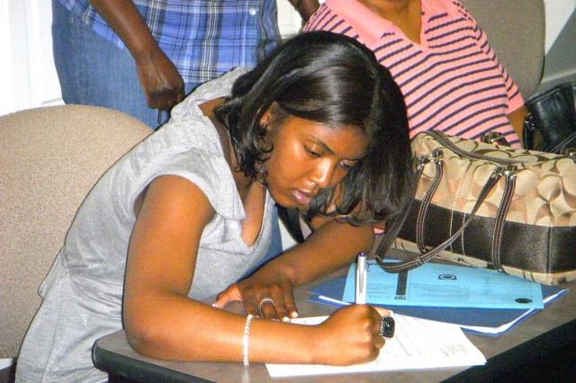 Opportunities abound for youth at career fair