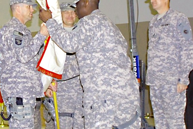 402nd AFSB welcomes new leader