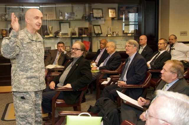 Top Army scientists gather at West Point