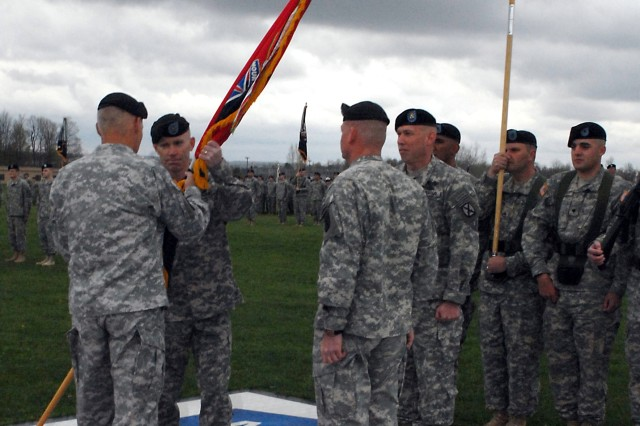 3rd Brigade Combat Team conducts consolidated change of command
