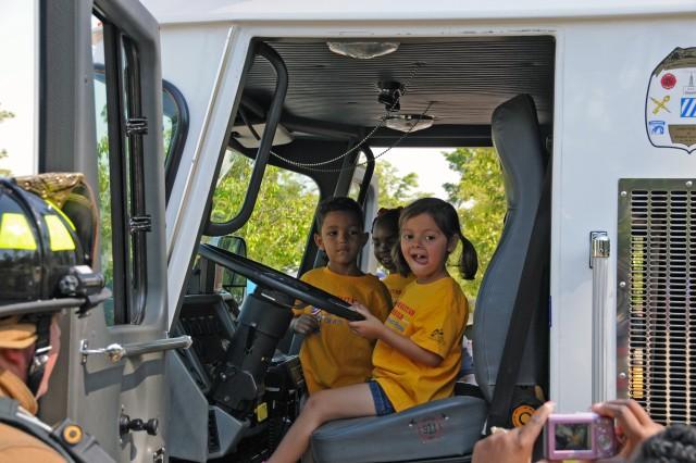 MOMC: Fort Stewart Wheels Day