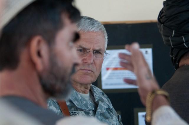 CSA in Afghanistan
