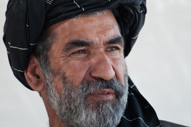 Afghan elder