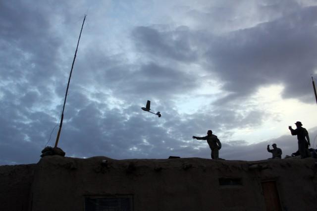 Raven launch
