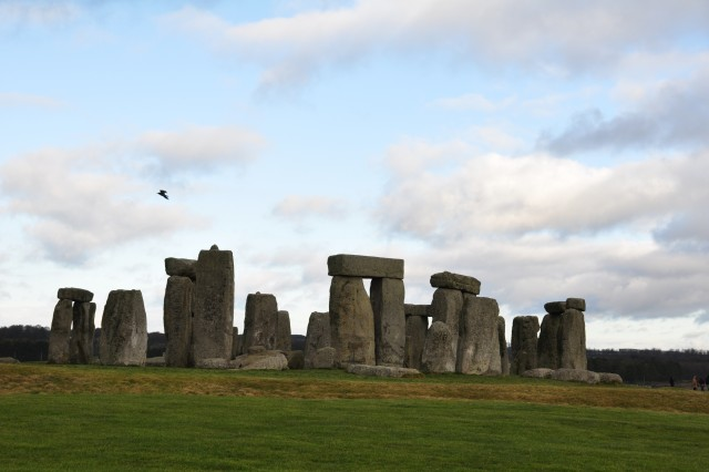 Travel to London and Stonehenge with SHAPE Trips & Tours July 17, 2010. The group will travel to London and drop off those interested in spending the day in the city. Then, they will proceed to Stonehenge to walk around the mysterious stones and learn the history through an audio guide. Following Stonehenge, the bus will return to London where tourists can explore.