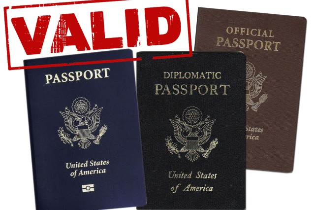 Check your passport before traveling