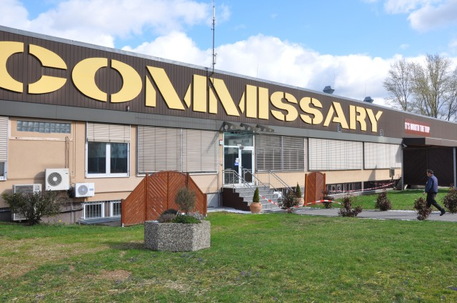 Patrons have say in commissary operations