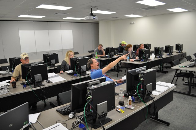 LMP Expert Users receive instruction