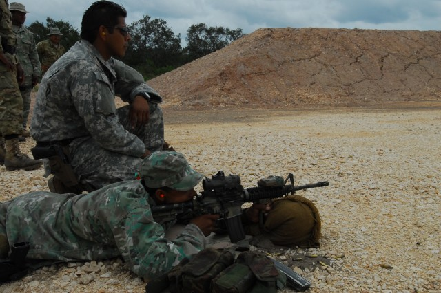 U.S. Army's elite train Belizean Forces in effort to build partnership, military capacity to deter trafficking