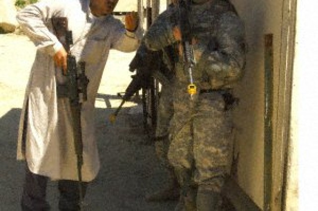 Civil Affairs Soldiers Prep for Afghan Mission