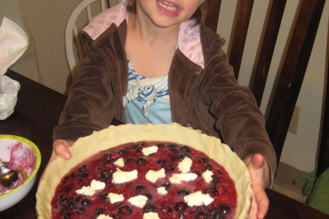 Winning pie