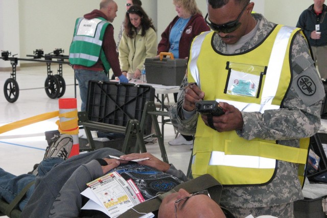 Evans Army Community Hospital provides support during 'Mountain Move'