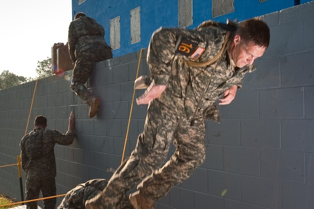Day 1 Photos: 2010 Best Ranger Competition