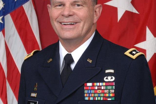 Lt. Gen. Guy C. Swan III, Commanding General, U.S. Army North