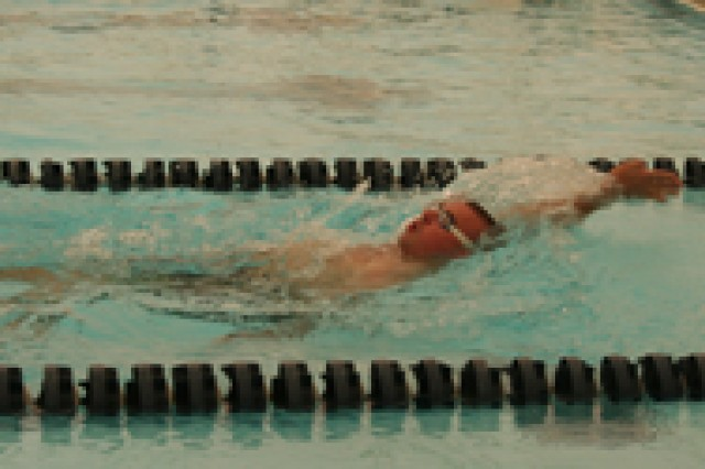 WTU Soldier hopes to make splash at Warrior Games