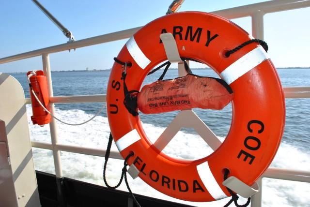 Lifesaver aboard the survey vessel, Florida.jpg