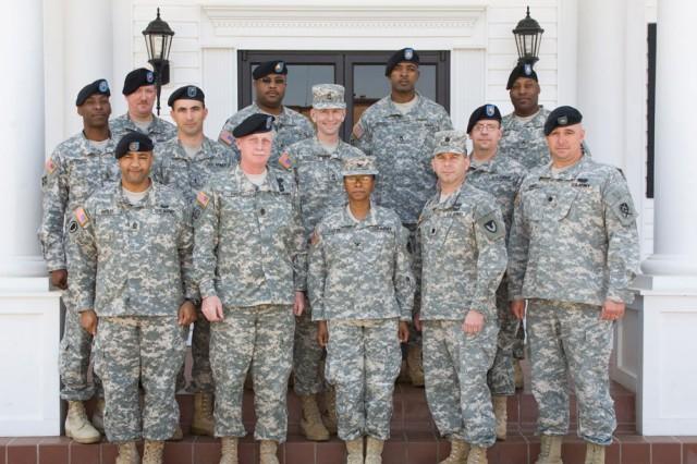 Fort McClellan Soldiers visit ADMC