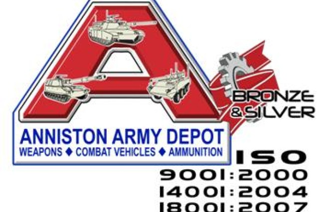 Anniston Army Depot receives Army industrial safety award
