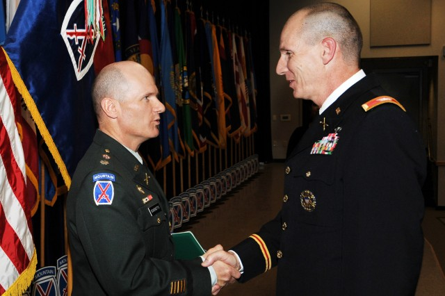 Fort Drum community honors retiring Soldiers