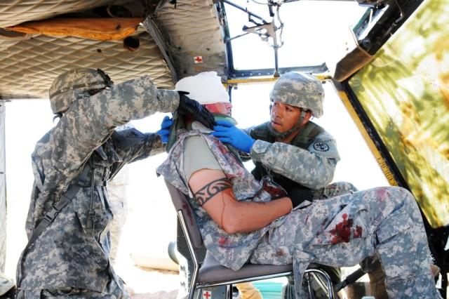 Fort Bliss EFMB