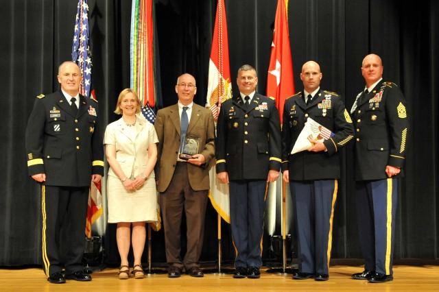 Fort Drum brings home prestigious Army prize
