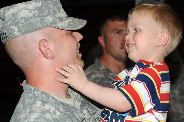 514th Maintenance returns from Iraq