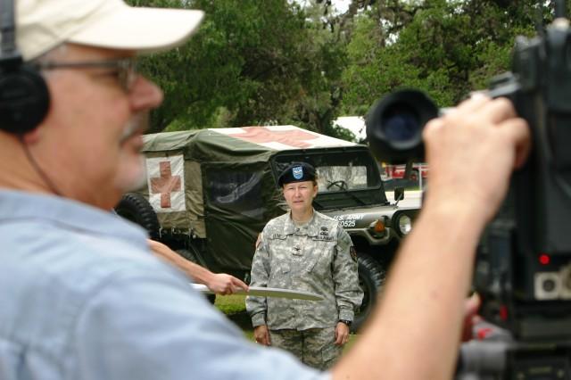 Col. Garr - Land Steward Award