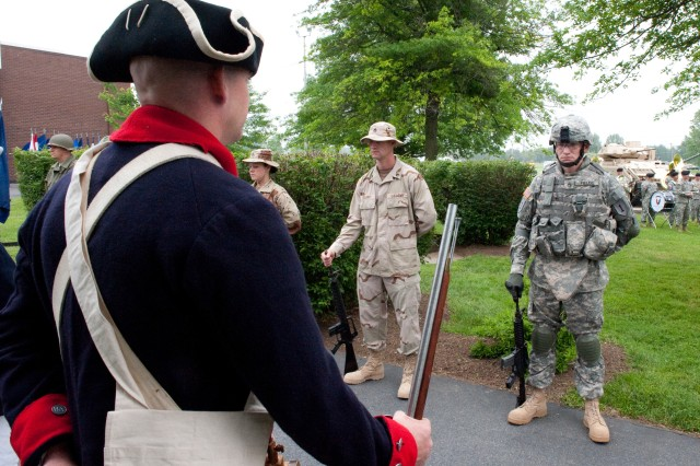 APG hosts Armed Forces Day