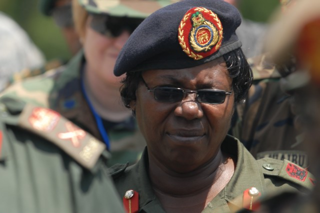 Sierra Leone and Brig. Gen. Kabia: A progressive voice for African military women