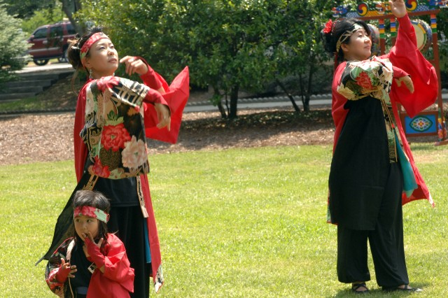 Celebrating Asian Pacific heritage