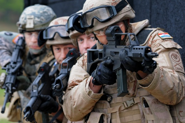 National Guard links up with multinationals