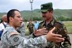 Third Army delivers aid to flood-stricken Tajikistan